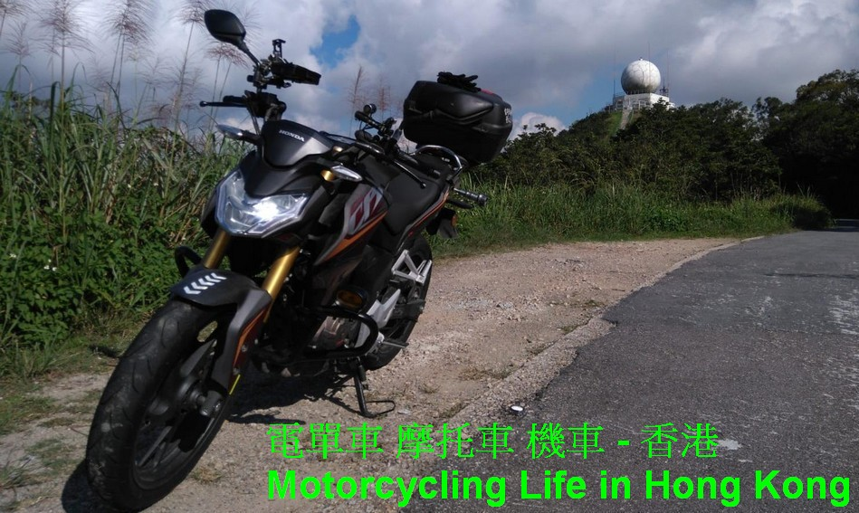 電單車 摩托車 機車 - 香港 Motorcycling Life in Hong Kong