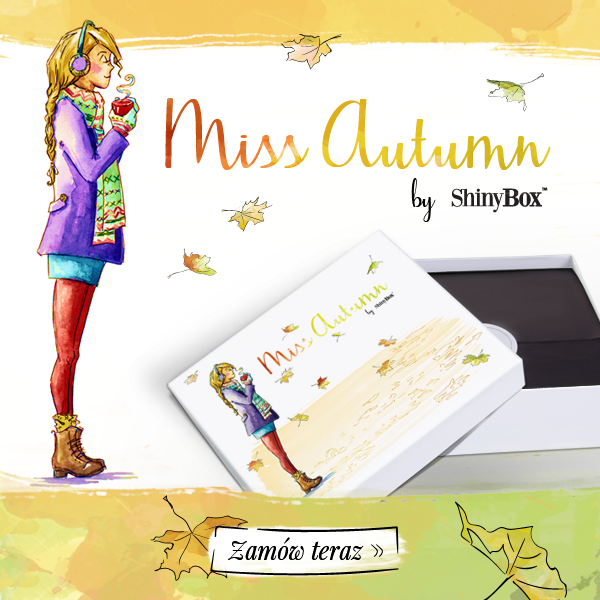 Miss Autumn listopadowa edycja ShinyBox