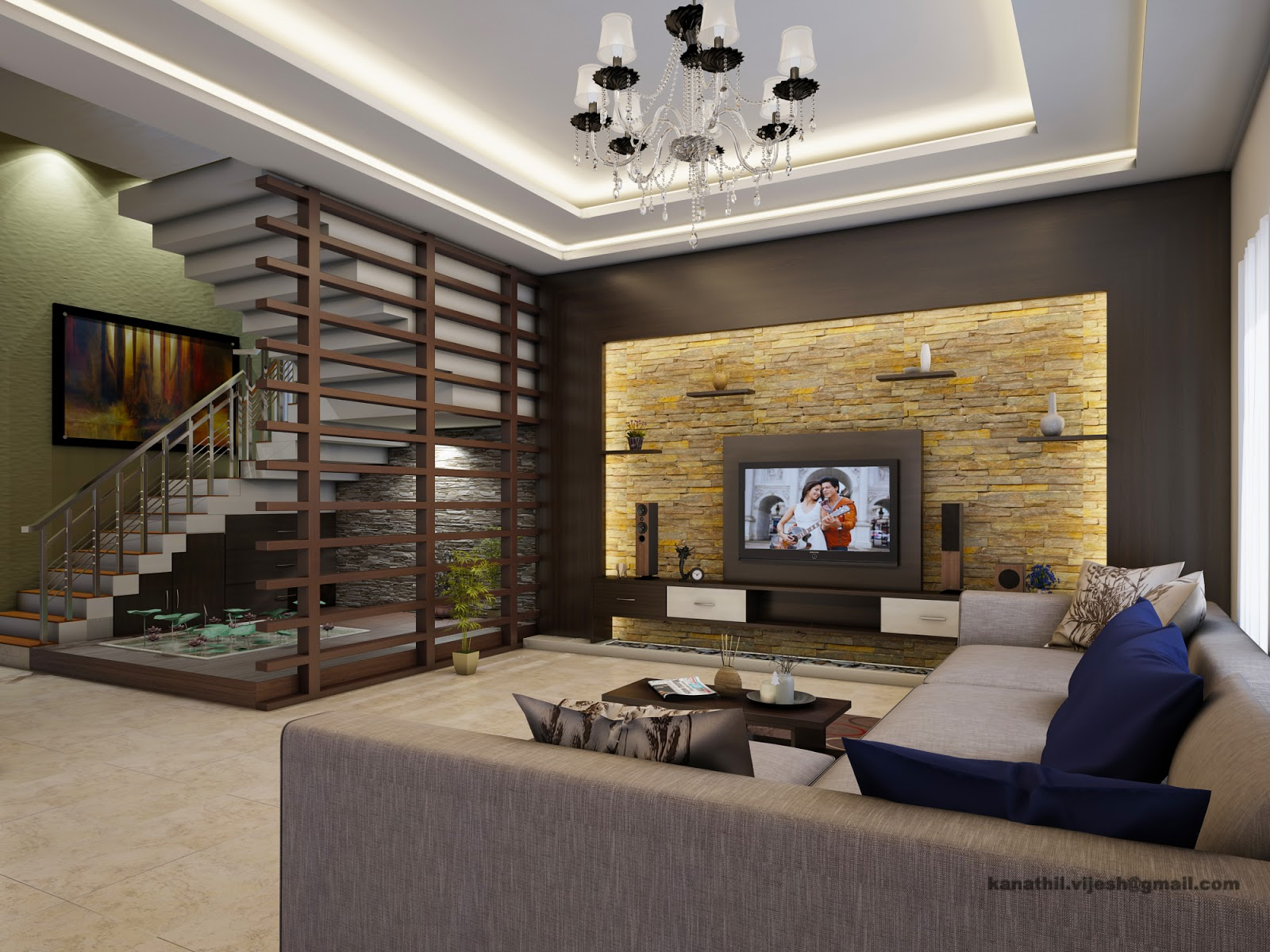 Viju 39 s world for Living room interior bangalore