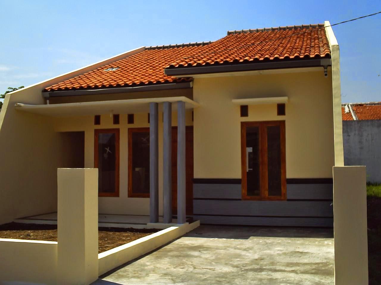 Model Depan Rumah Sangat Sederhana Merancang Desain Rumah