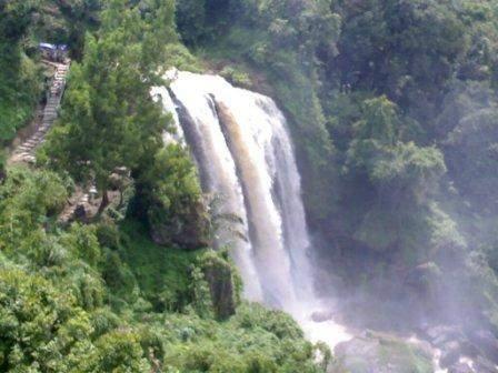 Objek Wisata Curug Sewu Jawa Tengah 2