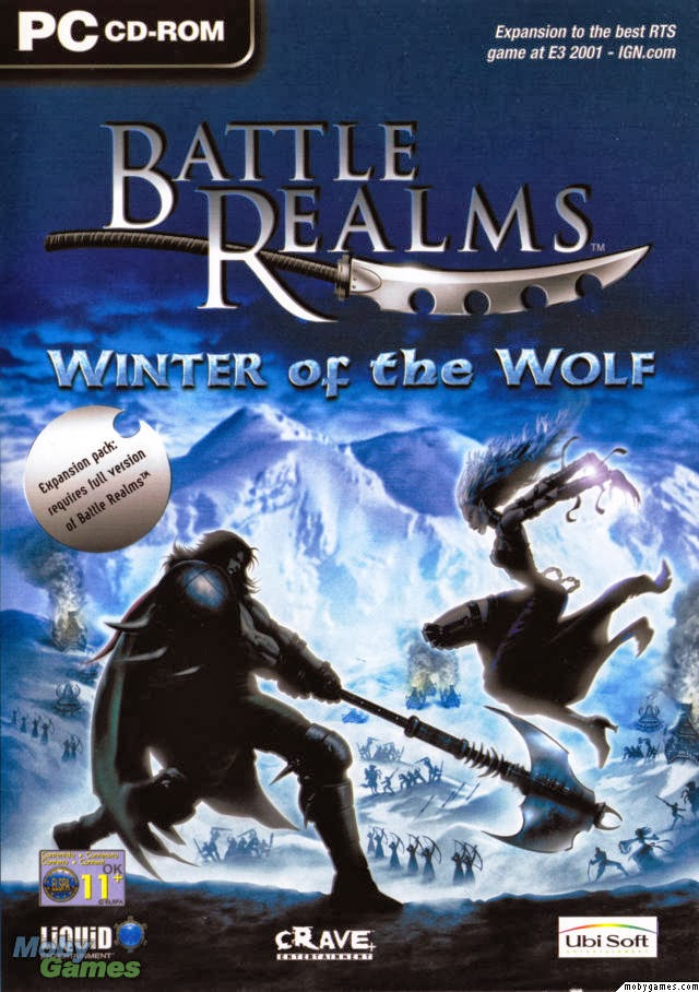 Battle Realms Characters Battle Realms Winter of The