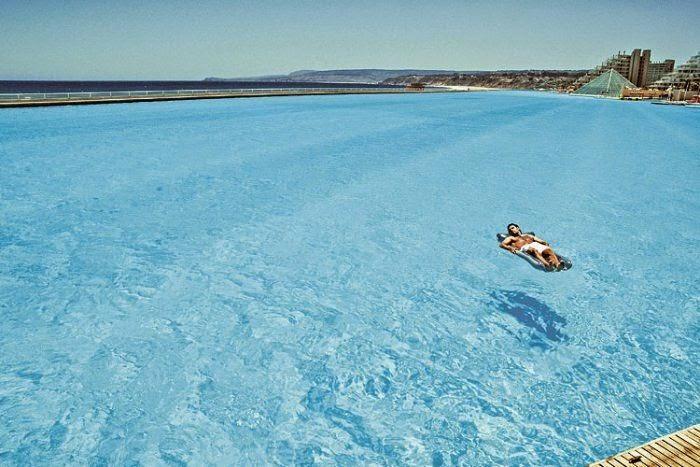 La piscina más grande del mundo