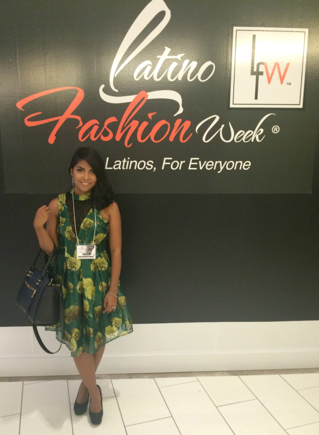 the color palette latino fashion week