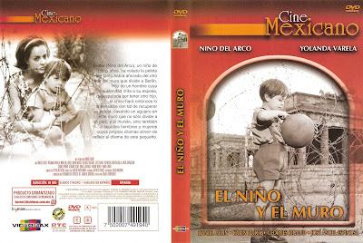 Cover, caratula, dvd: El niño y el muro | 1965