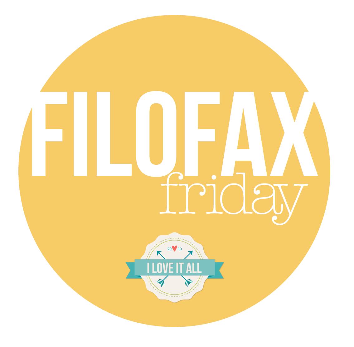 Filofax Friday | iloveitallwithmonikawright.com