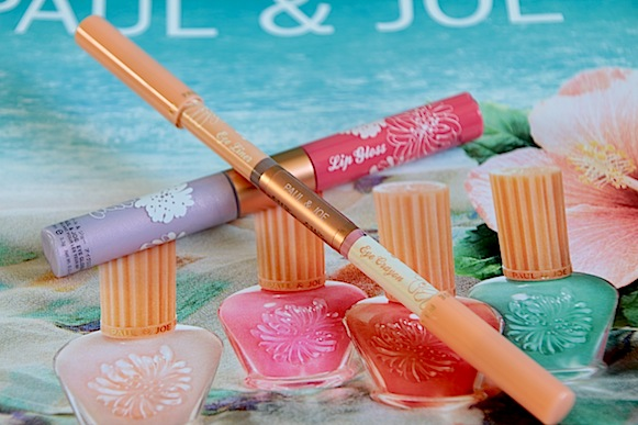 paul & joe maquillage été 2013 crayon yeux duo eye gloss lip gloss duo avis test