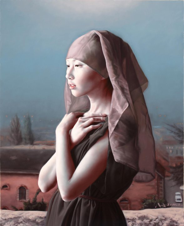 The 9th Anniversary Exhibition Of China Realism Oil