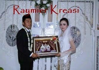Mahar Boneka Pengantin Jawa
