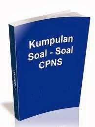 Contoh Soal Cpns 2013