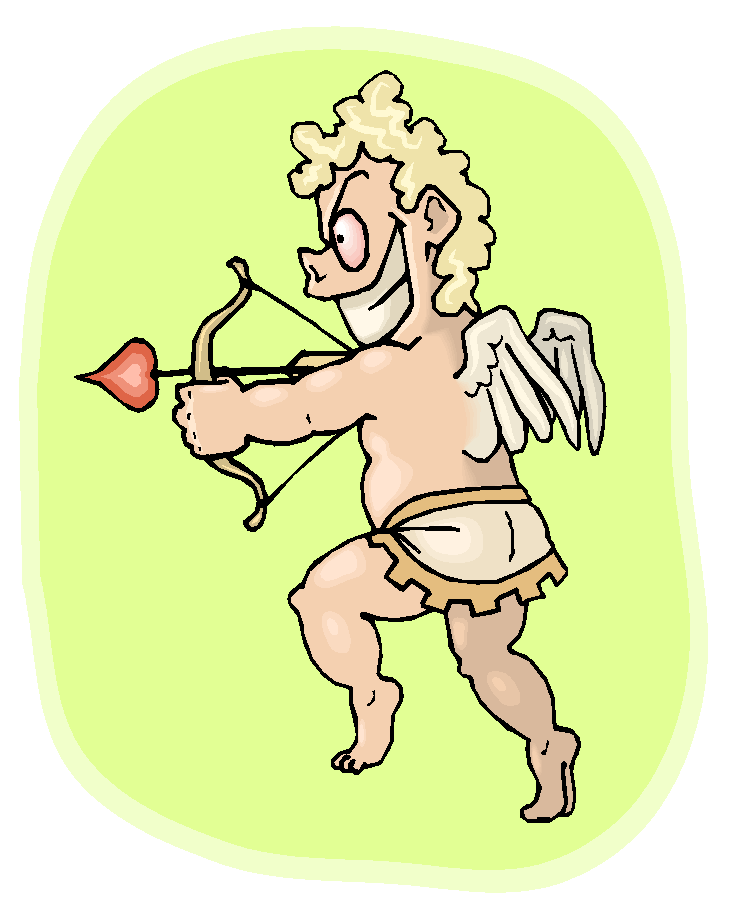 Cupid Free Clipart
