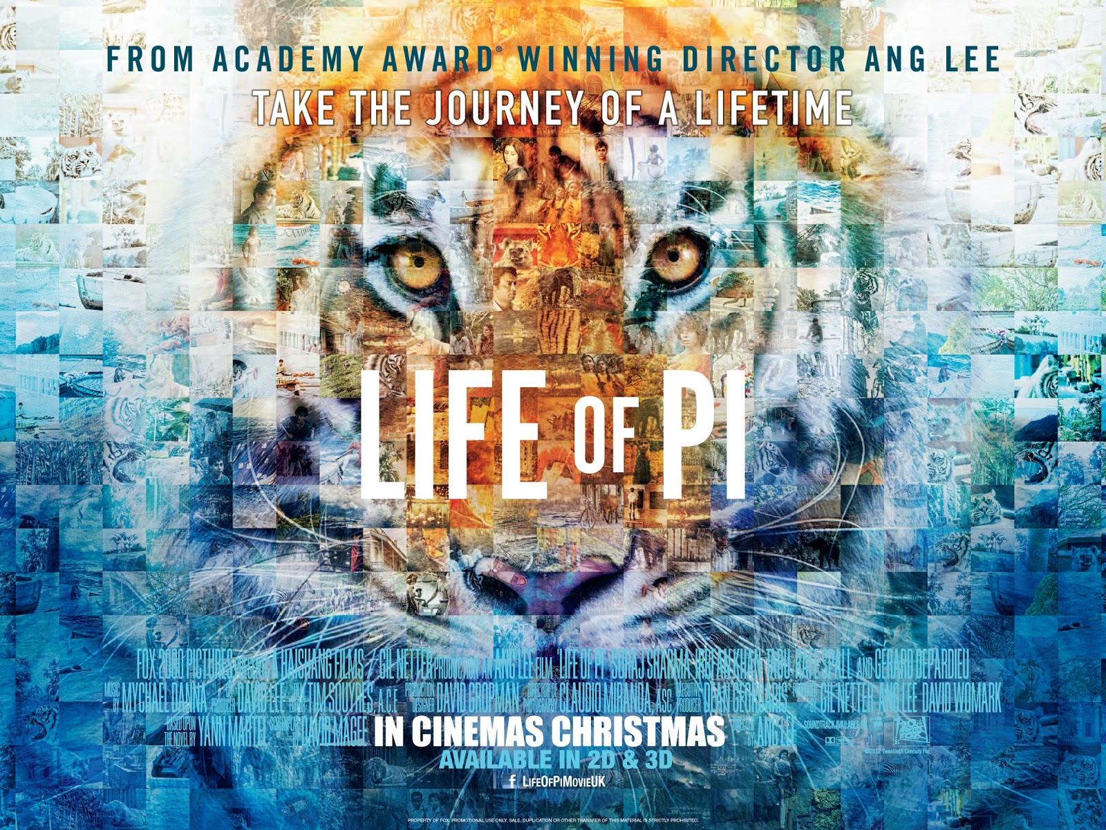 a summary of the movie the life of pi Zoek je informatie over the life of pi van yann martel hier vind je 18 boekverslagen van middelbare scholieren van dit boek.