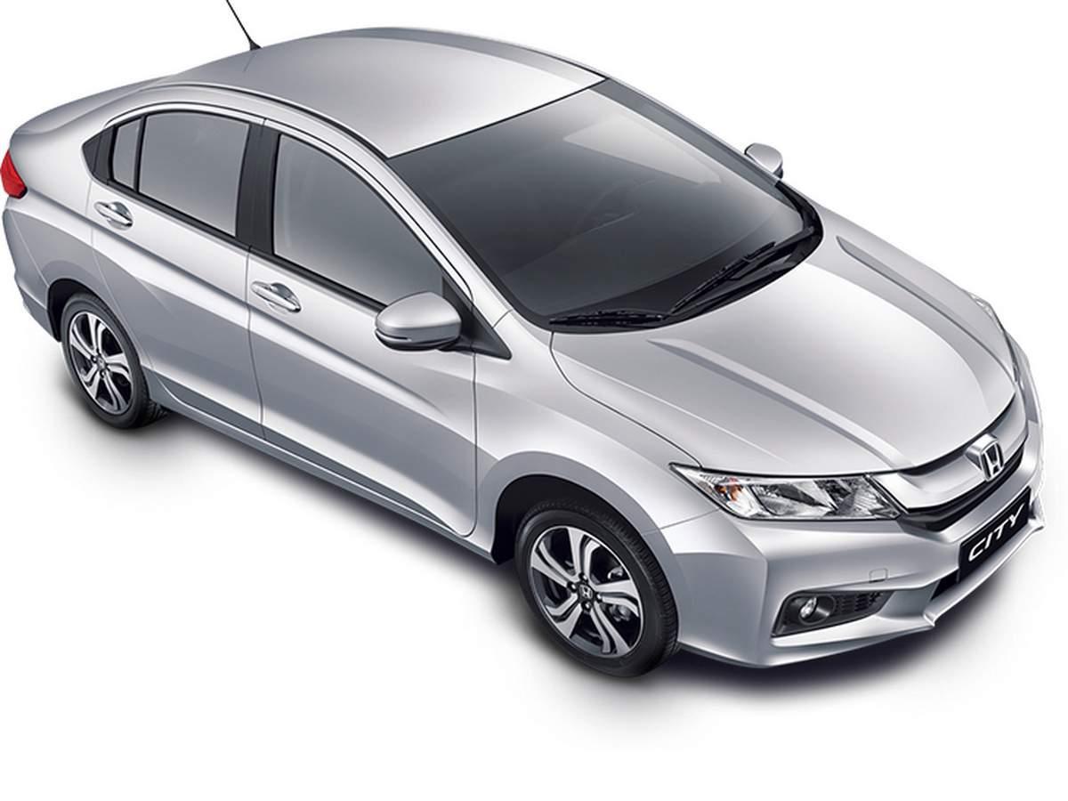 novo Honda City 2015