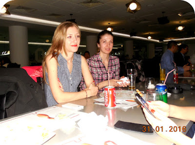surorile de peste Prut, Diana si Ana