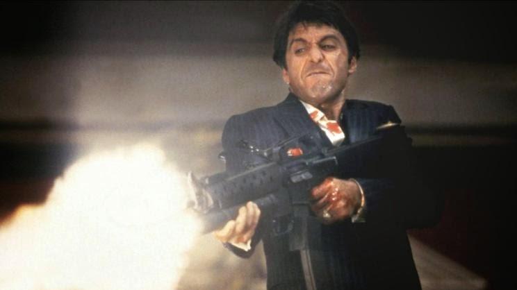La Mafia é anche ... Al Pacino Die