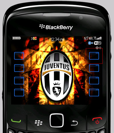 real football 2013 for blackberry curve 8520
