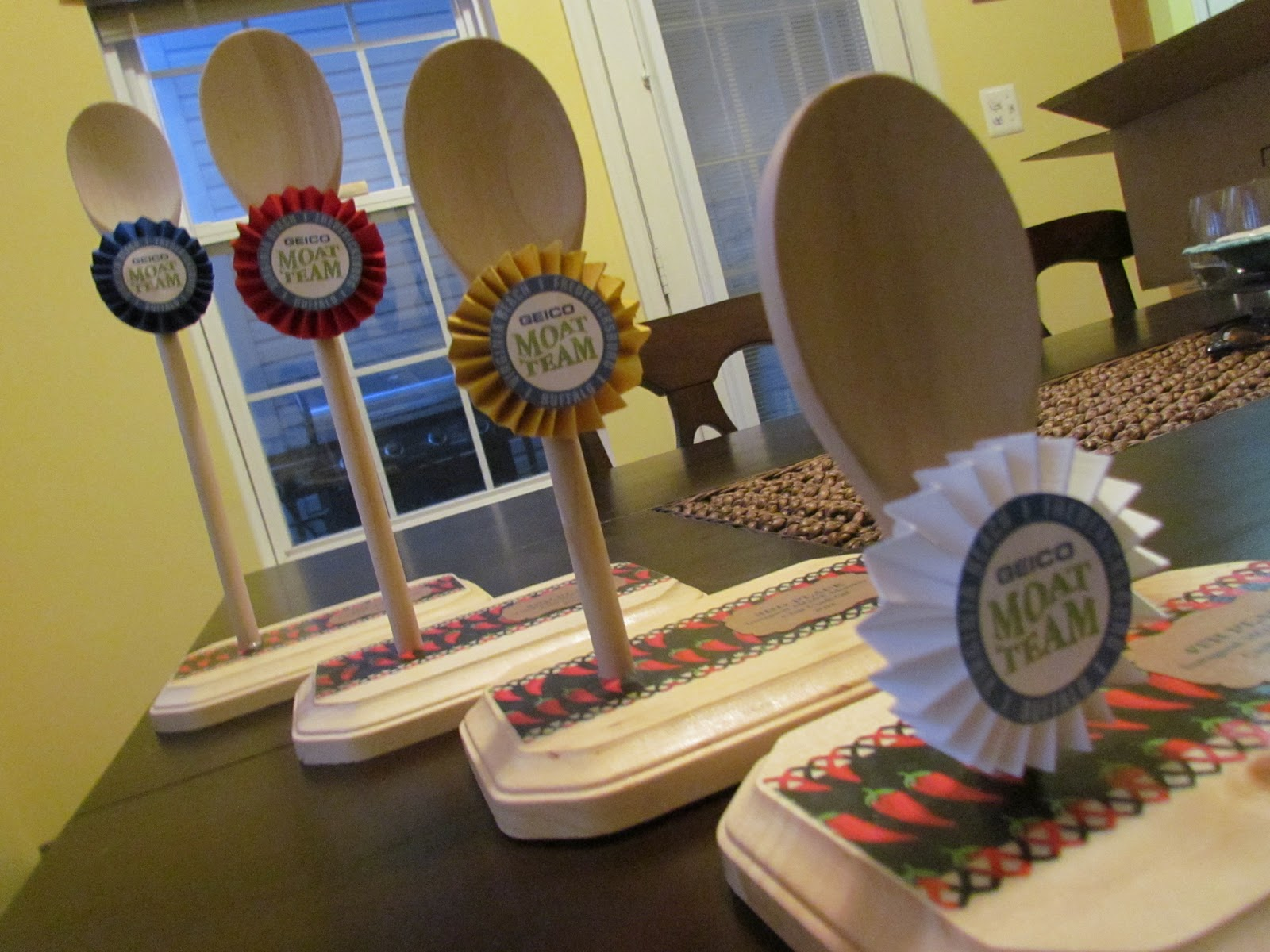 Another Crafty Day Husband Wifey Crafting Diy Award Trophies