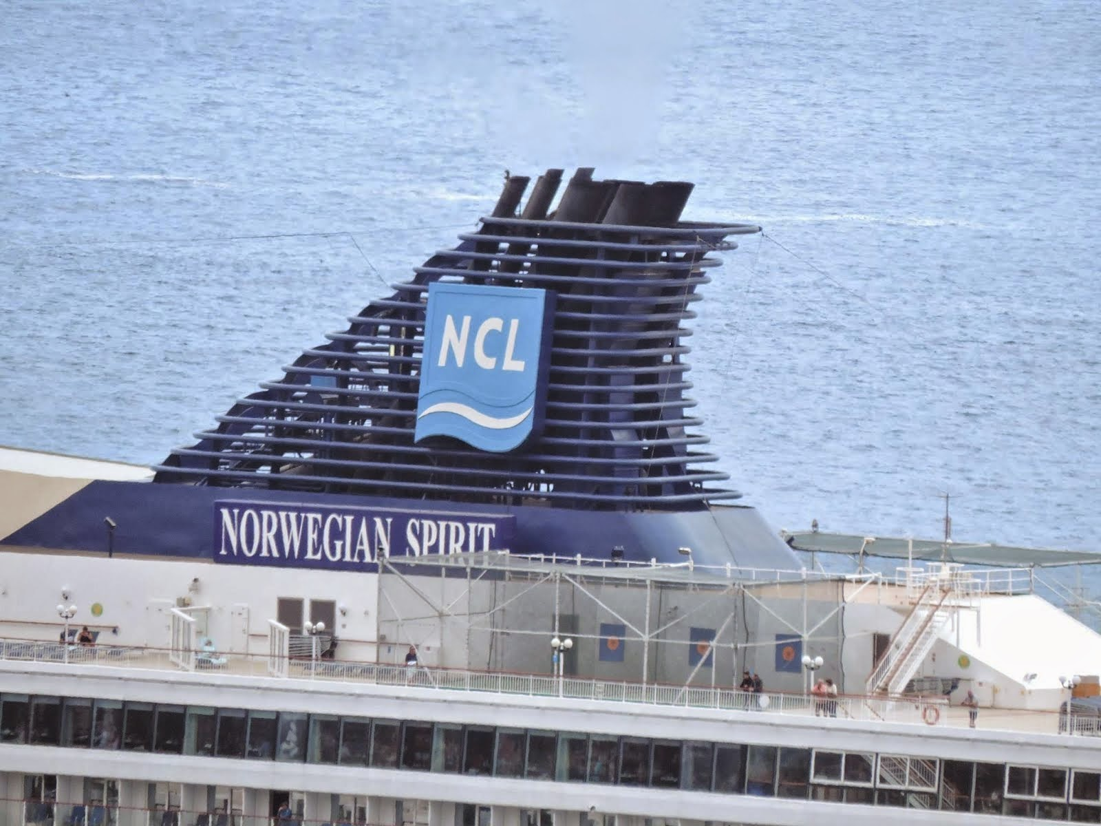 Chaminé Norwegian Spirit