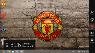 Theme Manchester United 2013