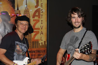 Jam Session de Montreux no Brasil pela primeira vez