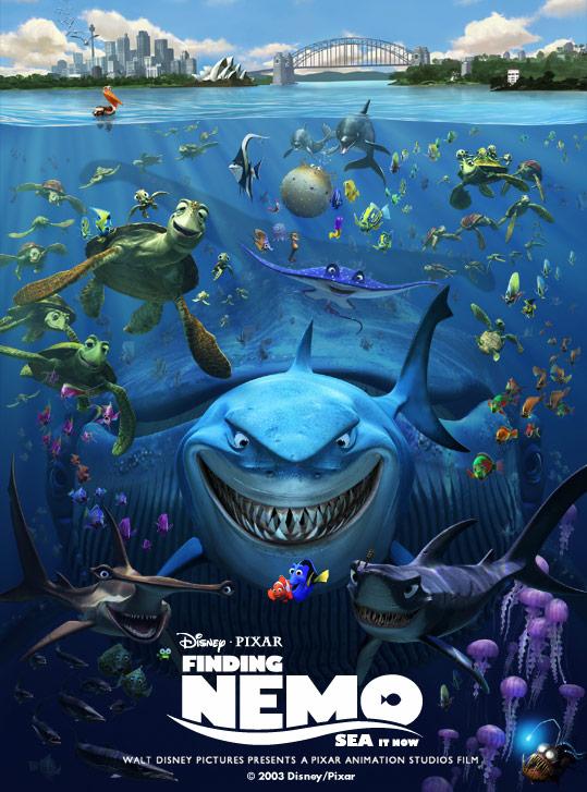 dory and nemo. Nemo, Dory