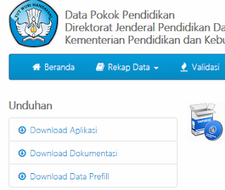 Download Dapodikdas Versi 4.00