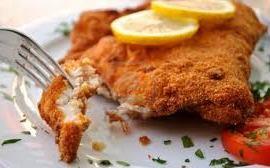 This Italian Life: AUNTIE PASTA: Alpine Fried Chicken