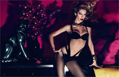 Gisele Bundchen, Model,Vogue magazine