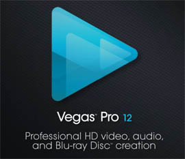 Sony Vegas Pro 12.0 Build 394 With Keygen