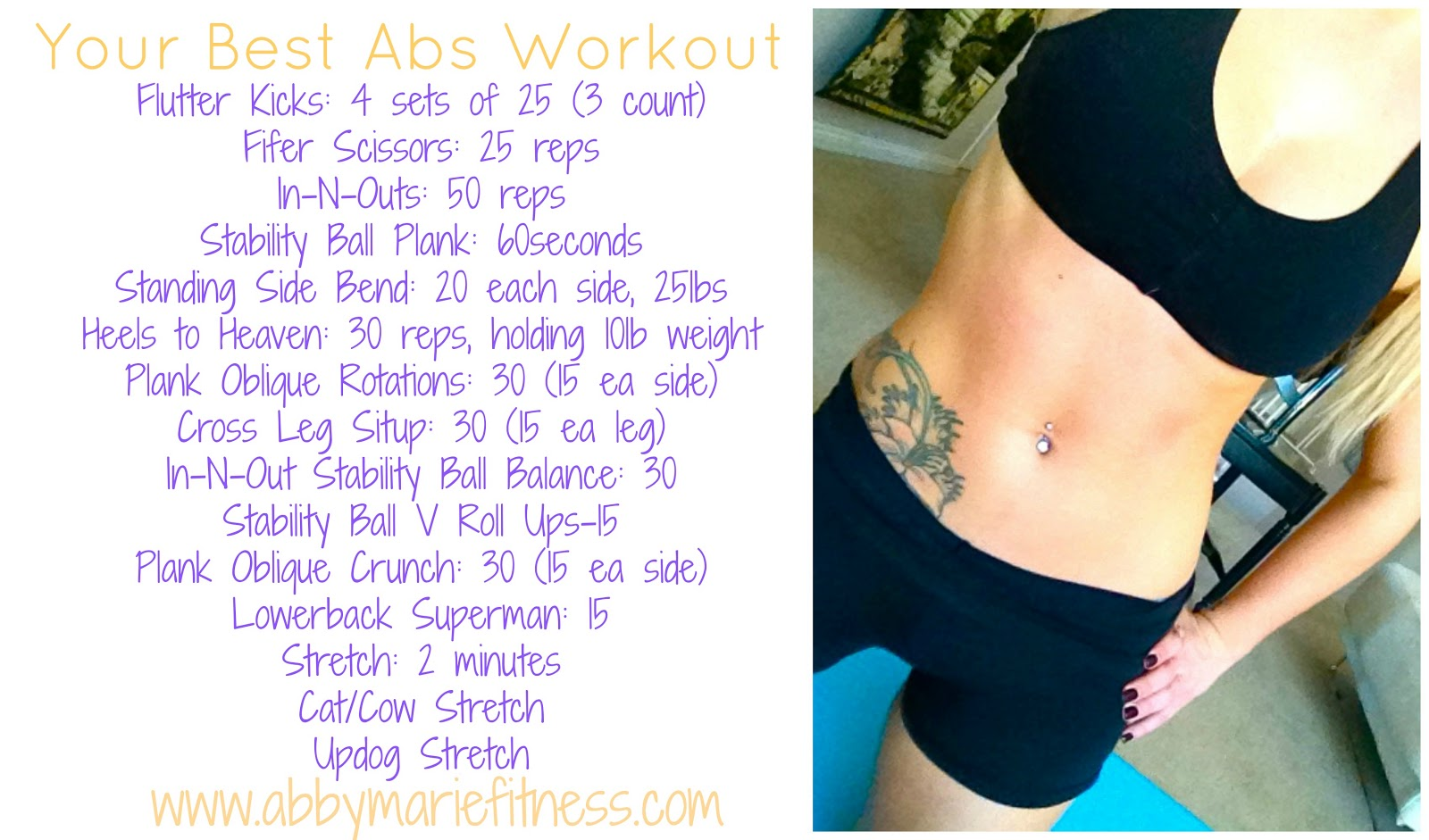 Your Best Abs Workout