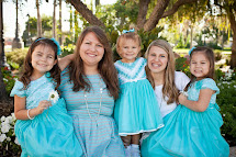Our 5 princesses!!
