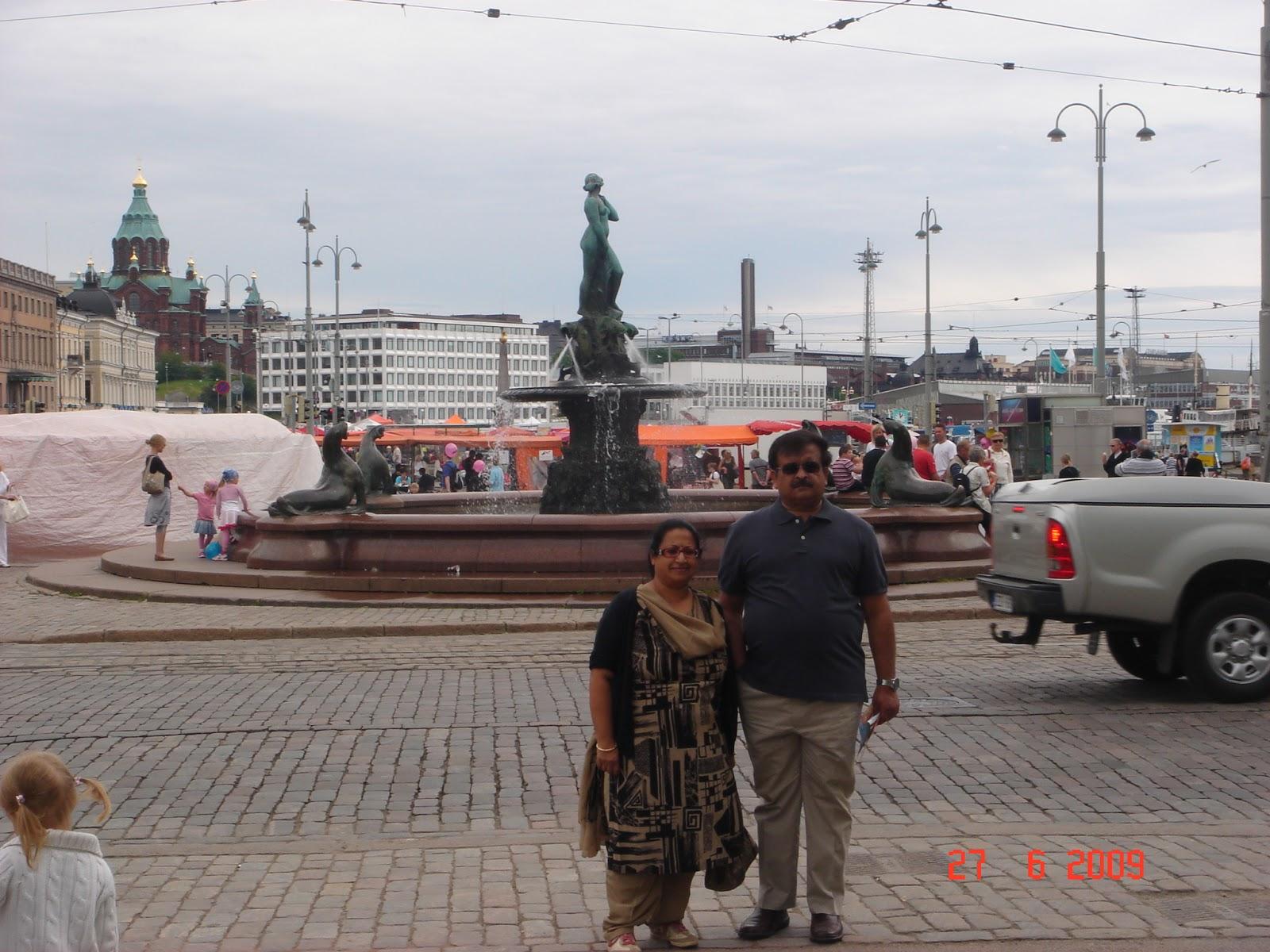 Main Square Helsinki