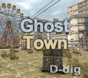 Map Baru Point Blank - Ghost Town