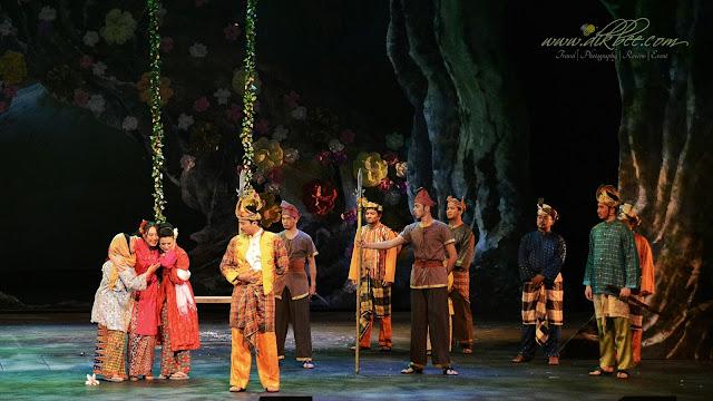 Teater Bawang Putih Bawang Merah Di Pentas Istana Budaya