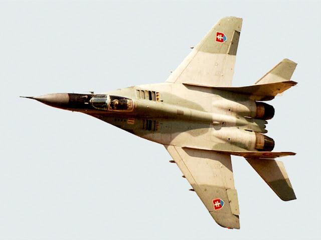 MiG-29 Foxbat