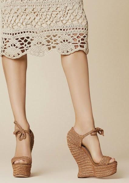 Patrones de Traje super elegante al crochet