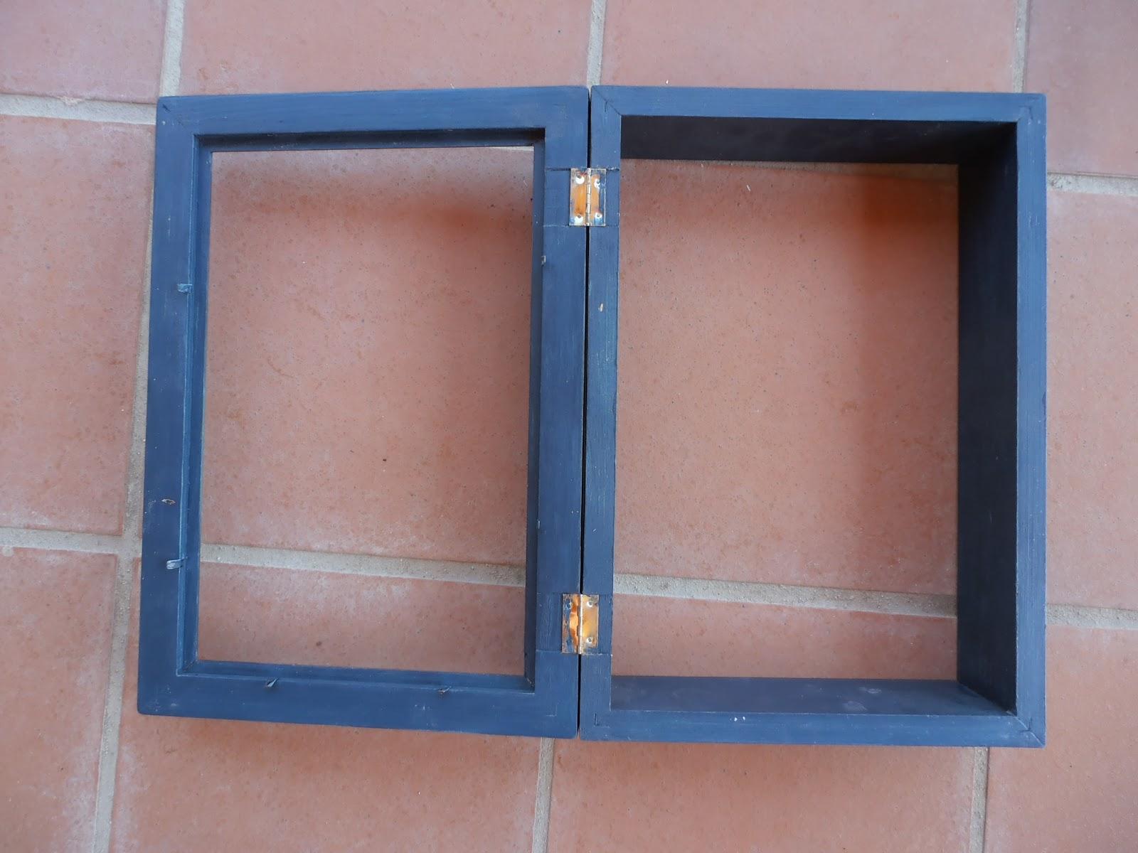 C mo hacer un jardin vertical con una caja de madera - Como construir una caja de madera ...