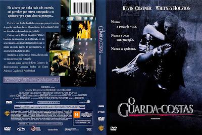 O Guarda Costas DVD Capa