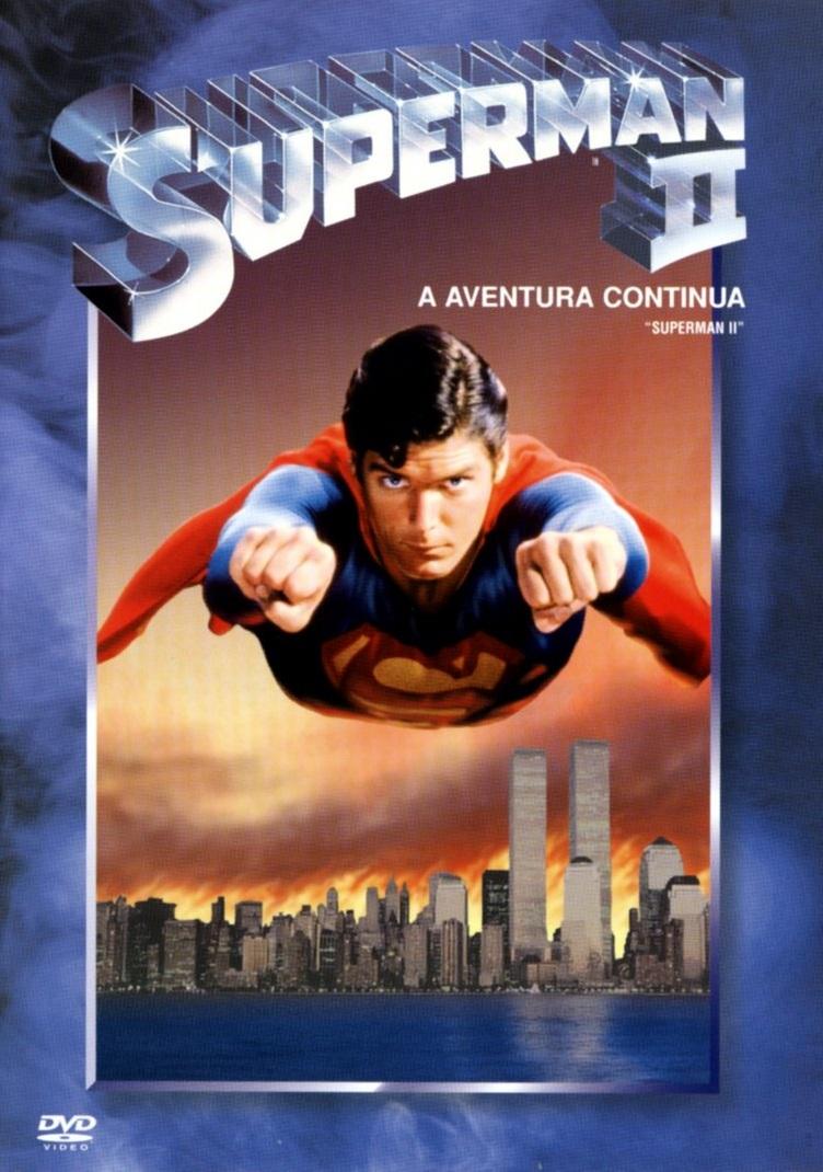 Superman 2: A Aventura Continua – Dublado (1980)