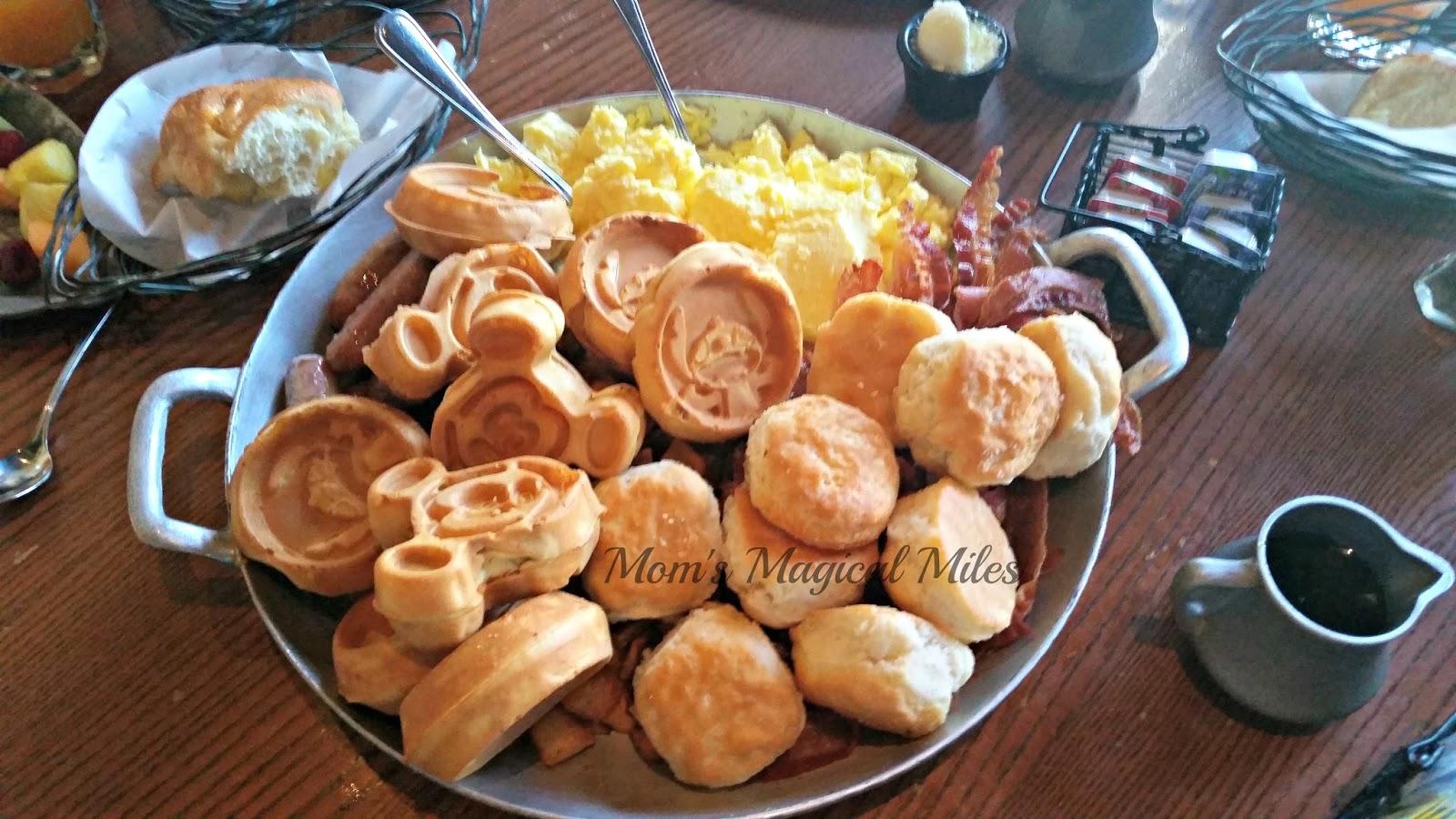 Ohana Breakfast At Walt Disney World Polynesian Resort Yaks Yetis Skippers And The Food Of Wdw Marathon Weekend
