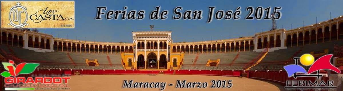 Ferias de San José