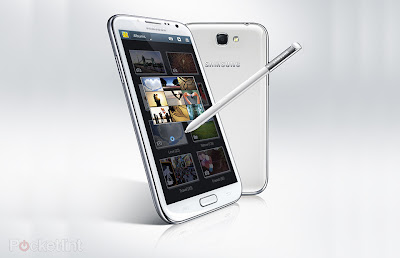 Samsung Galaxy Note 2 - tecnogeek.es