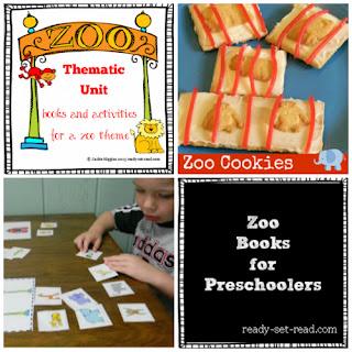 zoo activities for preschool, preschool themes