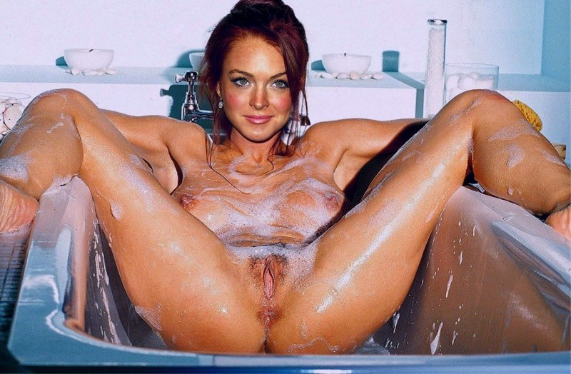 LINDSAY LOHAN NAKED 3. post on: Tuesday, April 24, 2012
