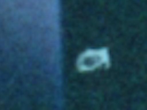 Huge UFO Caught Near Apollo 10, UFO Sighting News