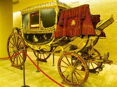 Museo de los Carruajes del Vaticano