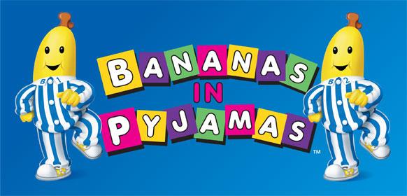 ... das Bananas em Pijamas