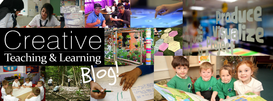 Creative Teaching and Learning Blog