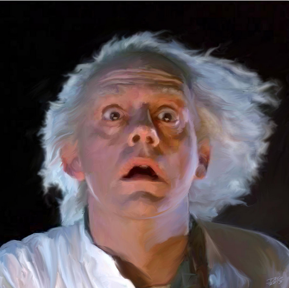 12 Obras de Back to the Future