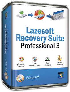 Lazesoft Recovery Suite Unlimited Edition v3.4.1 with Key